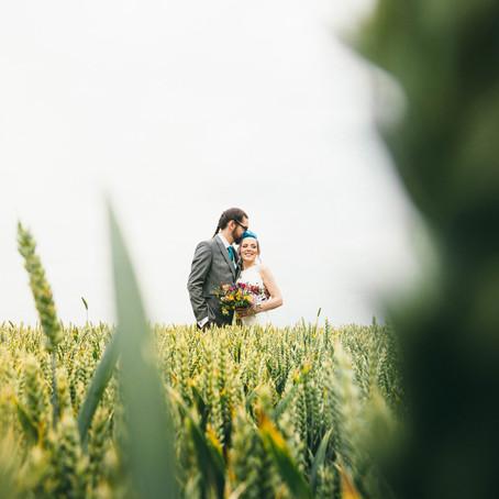 Wedding Photography: Mr & Mrs Williams