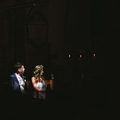 COVID update: English weddings