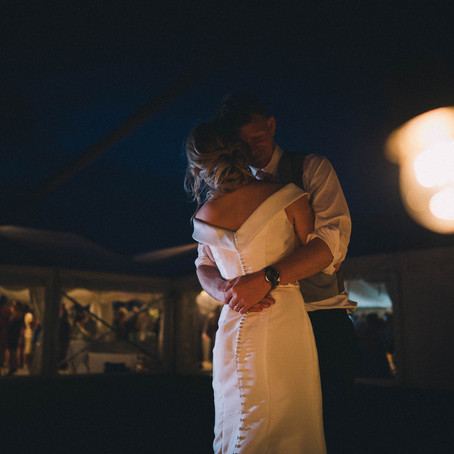 What to do when your wedding is over.