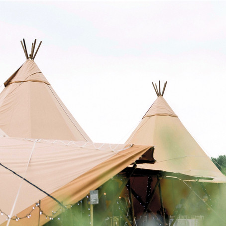 Thinking of a Cheshire tipi wedding?