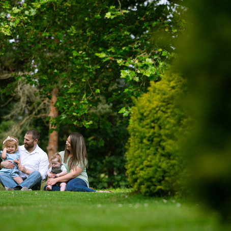 Family Photography: Queens Park, Crewe