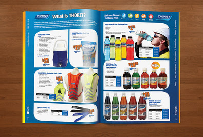 ATOM QMag Brochure Feature Page