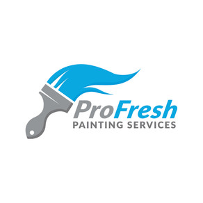 Logo Design for ProFresh Painting Services