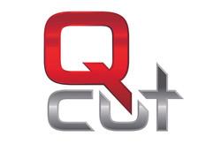 QCut Logo Design
