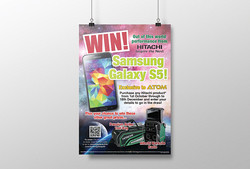 ATOM QMag Competition Poster