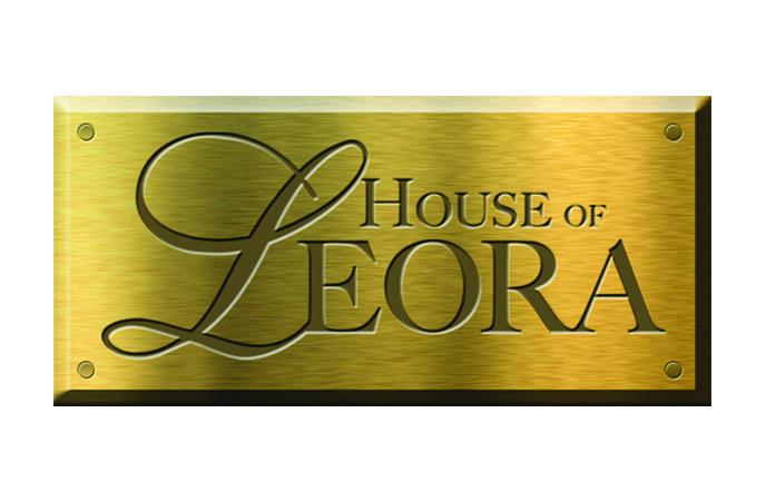 House of Leora Logo Design