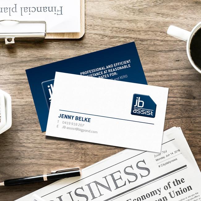 JB Assist Business Card