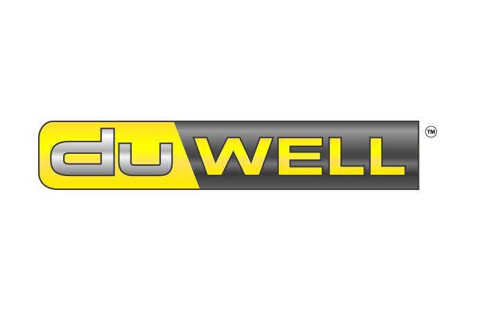 DuWell Logo Design