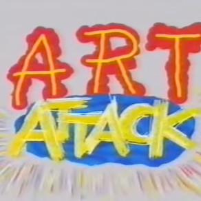 TBT: Art Attack
