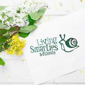 Living Smarties Logo Design
