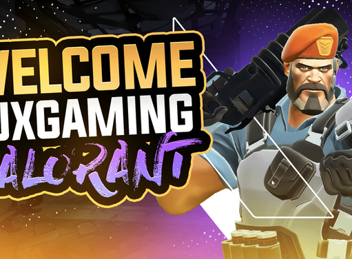 Welcome LuxGaming Valorant!