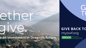Oregon needs your support