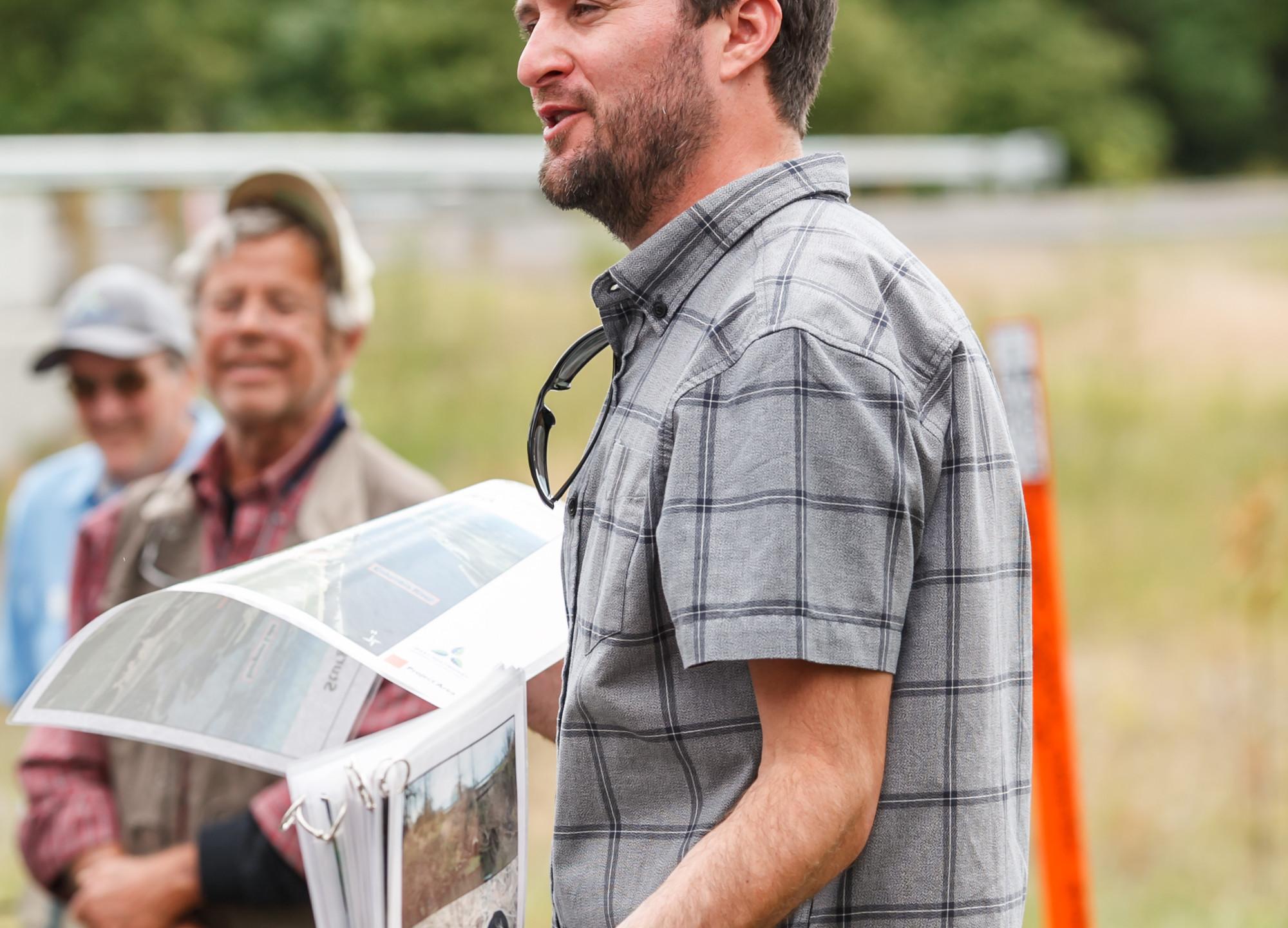 Oregon Wildlife Foundation project