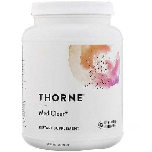 Thorne Research, MediClear, 30.5 oz (866 g)