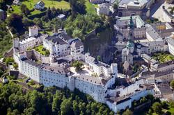Festung von oben