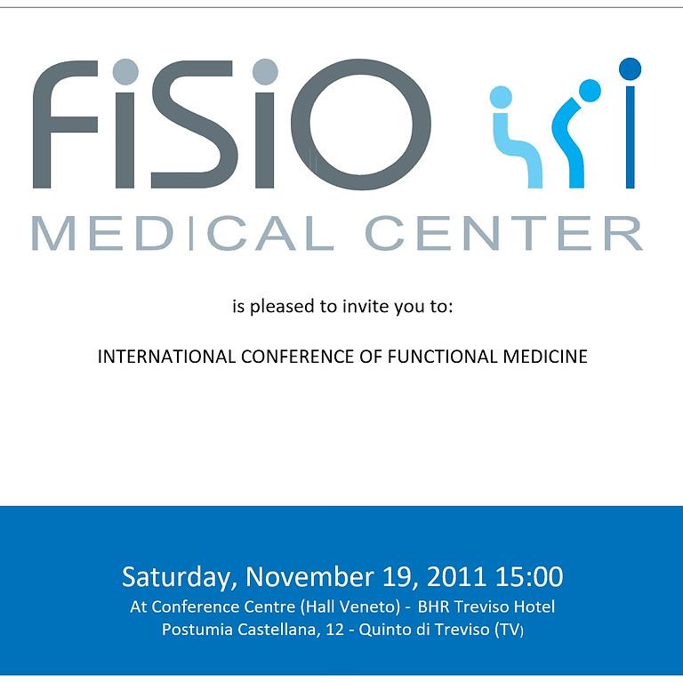 INTERNATIONAL CONFERENCE OF FUNCTIONAL MEDICINE