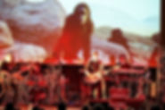 RanestRane - A Space Odyssey - Monolith - cineconcerto - rock opera