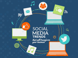 Top 3 Social Media Trends to expect in 2017