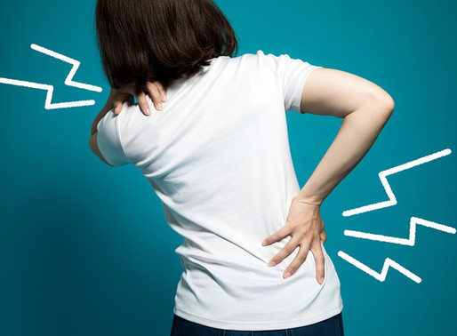 Your Mid back may be the cause of your aches and pains in your shoulders, neck and lower back.