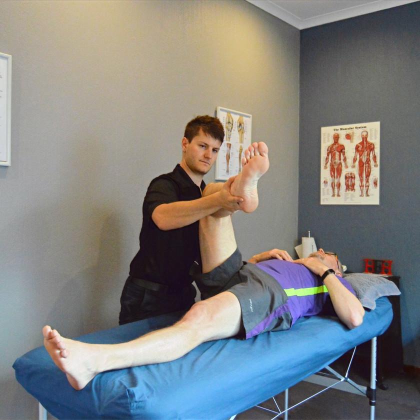 Orthopaedic Hip evaluation
