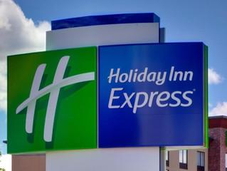 """Открытие первого  """"Holiday Inn Express - Paveletskaya"""" в Москве."""