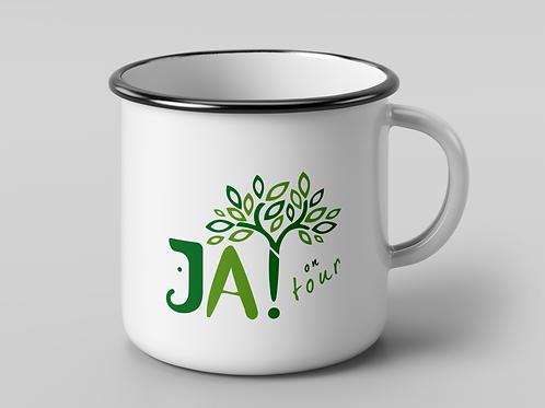 Grüner Tee - Grünes JA!