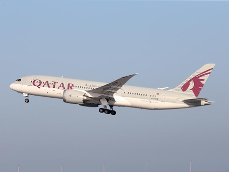 Qatar Airways Resumes Flights to Cairo in Egypt