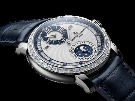 Vacheron Constantin - Les Cabinotiers Regulator Perpetual Calendar - Moonlight Jewellery Sapphire