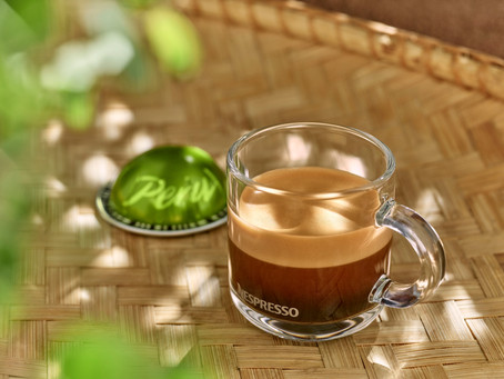 NESPRESSO LAUNCHES ITS FIRST ORGANIC COFFEE FOR ITS ORIGINAL AND VERTUO SYSTEMS