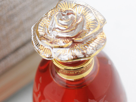 Rose Galata by Henry Jacques A Pure Essence imbued with Romance for Valentine's Day