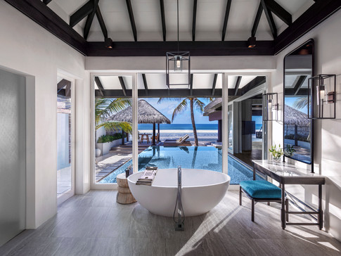 Naladhu Private Island Maldives to Relaunchin November with a New Look