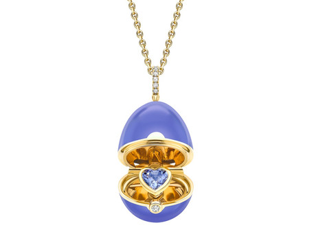 Fabergé Launches into Spring