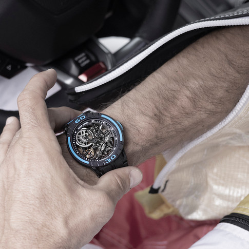 ROGER DUBUIS - EXCALIBUR SPIDER PIRELLI - ONE CLICK AWAY FROM CHANGING THE GAME
