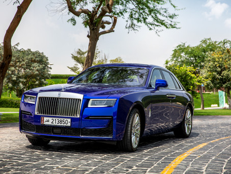 THE NEW ROLLS-ROYCE GHOST PERFECTION IN SIMPLICITY