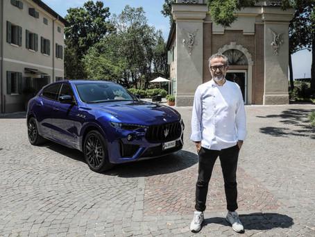 Maserati and Massimo Bottura Ramadan collaboration