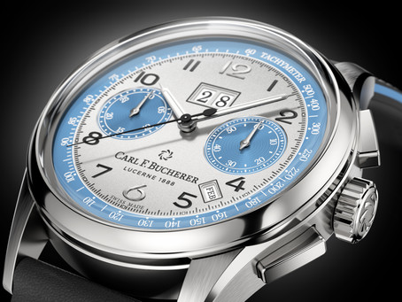 THE CARL F. BUCHERER HERITAGE BICOMPAX ANNUAL ONLY WATCH EDITION