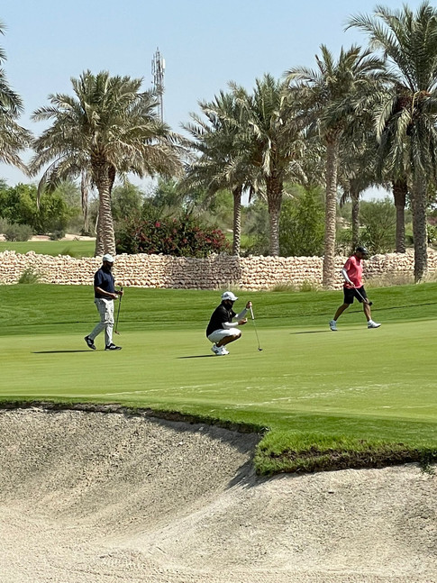 Education City Golf Club hosts Hotelier Golf Series in partnership with Al Messila Resort & Spa