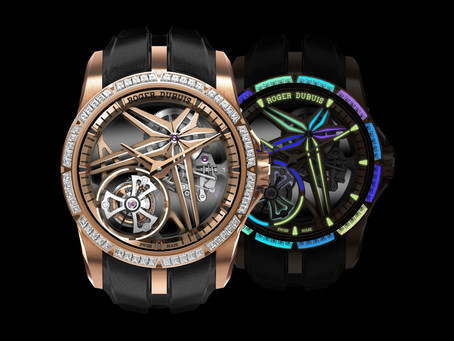 ROGER DUBUIS - A NEW TRIBE LANDS AS AN ICON ASCENDS
