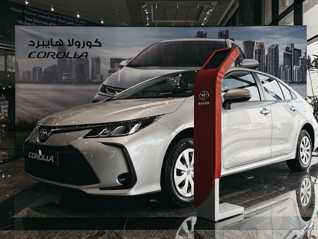 TOYOTA HYBRID ELECTRIC VEHICLES