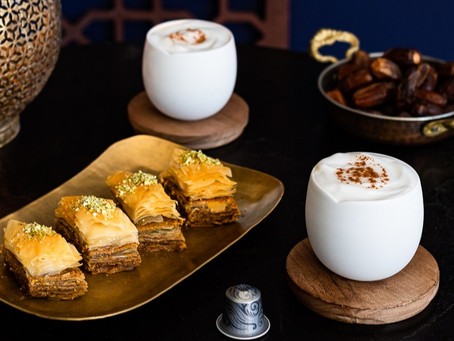CELEBRATE THE HOLY MONTH OF RAMADAN WITH NESPRESSO