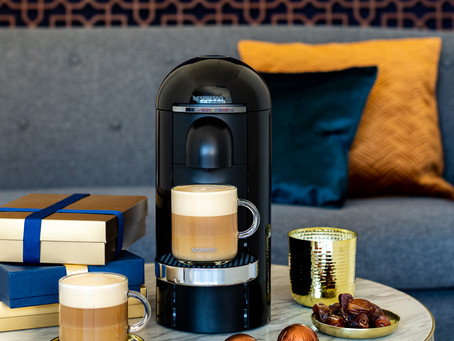 CELEBRATE EID AL-FITR WITH A GIFT FROM NESPRESSO
