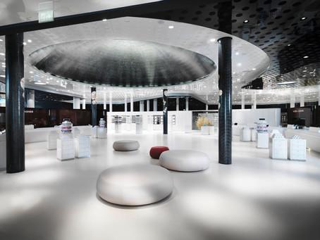 The Swarovski Crystal Worlds Store, a Window to Crystalline Brilliance