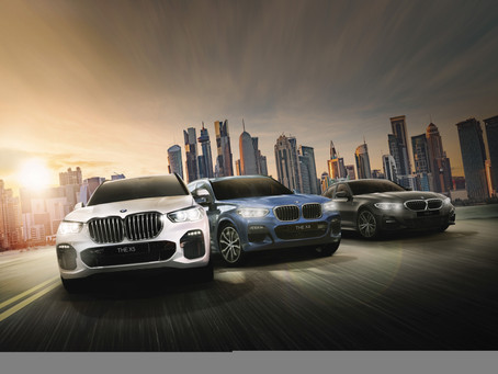 Alfardan Automobiles reveals its exclusive end of year offer on BMW models