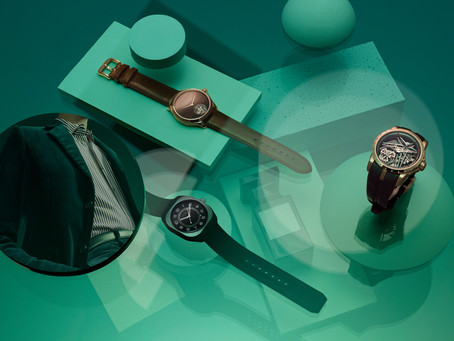 NET-A-PORTER and MR PORTER Partner with Watches and Wonders