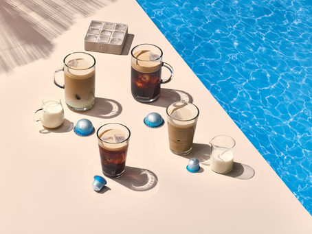 NESPRESSO GOES EXOTIC THIS SUMMER WITH NEW TROPICAL ICED COFFEE FLAVOURS