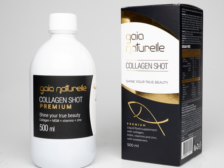 Gaia Naturelle Launches In The GCC With Its Signature Collagen Shot