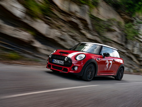 The much-anticipated MINI Paddy Hopkirk Edition is now available at Alfardan Automobiles