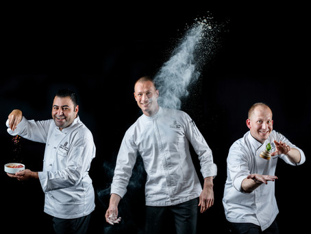 THREE NEW CULINARY POWERHOUSES AT THE RITZ-CARLTON DOHA