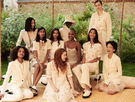 Noon By Noor makes its London Fashion WeekDebut for Spring 2022