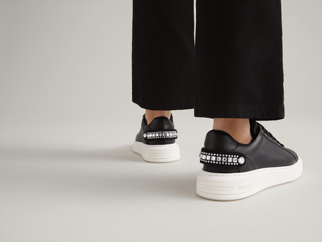 New Styles in the Best-Selling Bally Lift Sneaker Collection - Women SS21